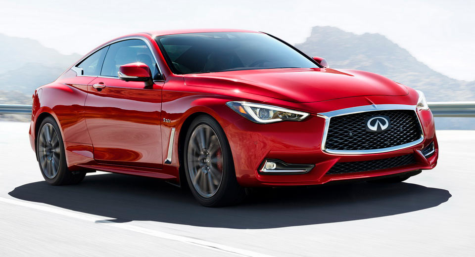 2017 infiniti q60 red sport 400 review gearopen. Black Bedroom Furniture Sets. Home Design Ideas