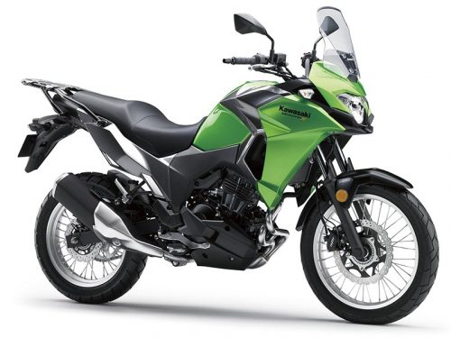 2017 Kawasaki Versys X-300 Review