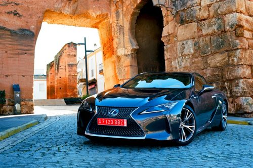 First Drive Review : The 2018 LC500 Will Kill the Idea of a 'Boring Lexus'