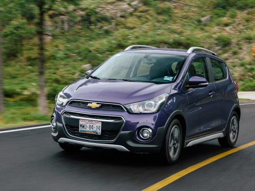 2016 Chevrolet Spark vs. Spark Activ: Buy This, Not That