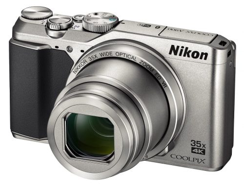 Nikon Coolpix A900 review