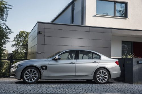 2016 BMW 330e Review: The secret plug-in hybrid