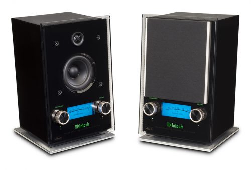 McIntosh RS100 review