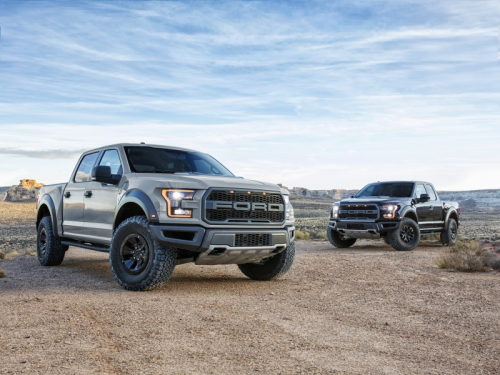2017 Ford Raptor First Drive Review : Return of the Ass-Kicking Pickup Truck