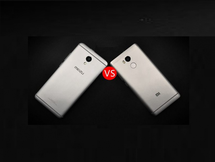 Meizu M5 Note vs Xiaomi Redmi 4 Review - Which One is Better for New Year's Gift?