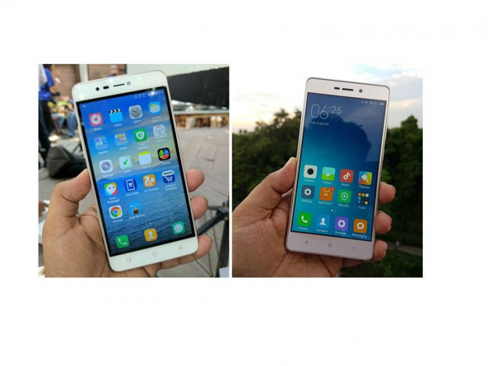 Coolpad Mega 3 vs Xiaomi Redmi 3S Quick Comparison Review