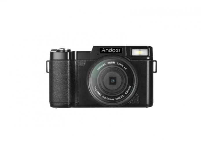 Andoer R1 Digital Camera Review