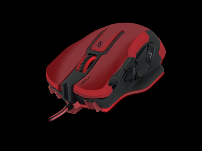 Speedlink Omnivi Gaming Mouse Review : Great to look at but awkward to use!