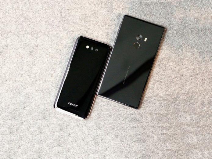 Huawei Honor Magic VS Xiaomi MI MIX Hands on Review