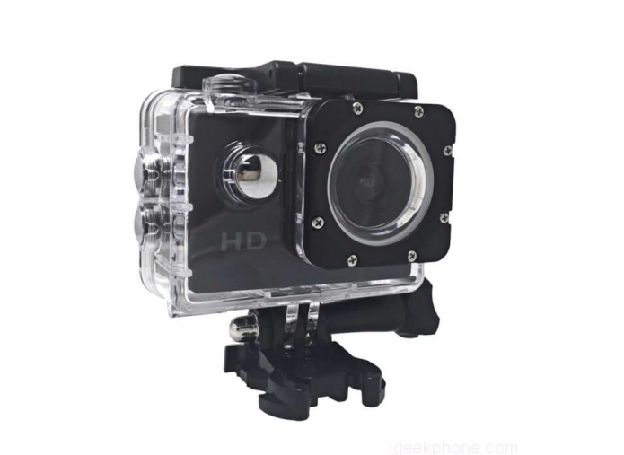 A7 HD 720P Sport Mini Action Camera Review