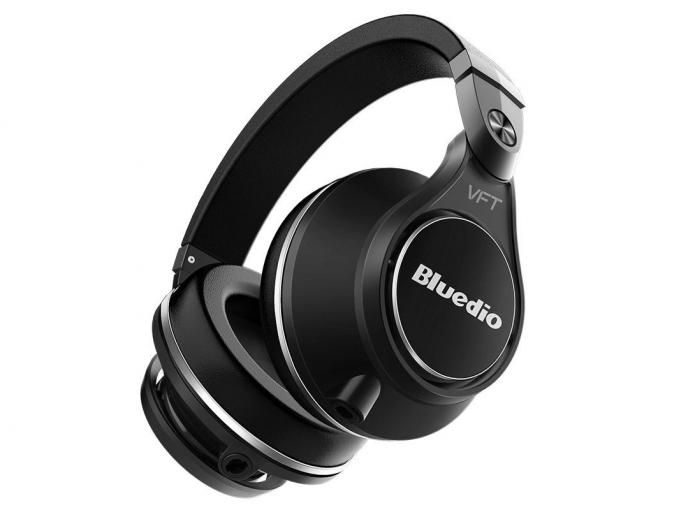 Bluedio UFO Plus Bluetooth 4.0 Headphones Review : Beam Me Up!