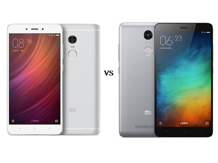 Xiaomi Redmi Note 4 VS Redmi Note 3 Smartphone Review