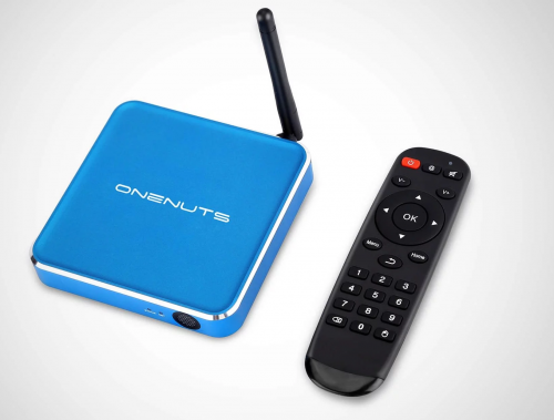 Onenuts Nut 1 Android TV Box Review