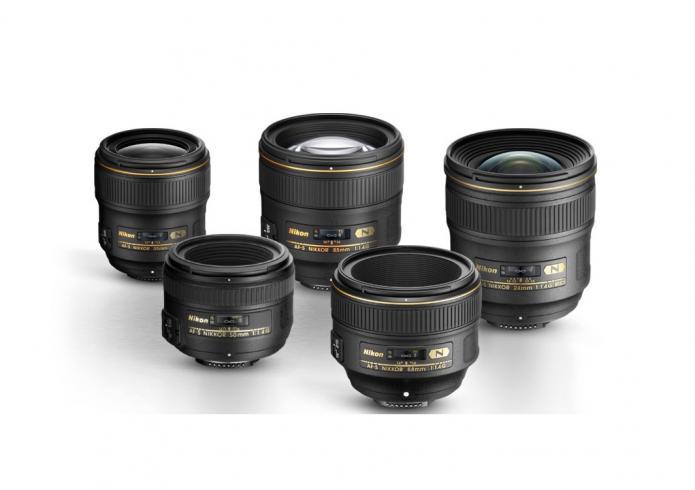5 Most Popular Nikon Lenses