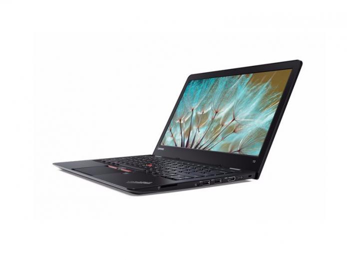 Lenovo Refreshes ThinkPad Line With New CPUs, Thunderbolt 3