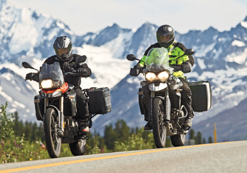 BMW F800GS vs. Triumph Tiger 800XC – COMPARISON TEST