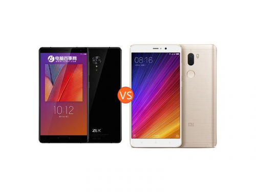Lenovo ZUK Edge vs Xiaomi MI5S Plus Comparisons Review