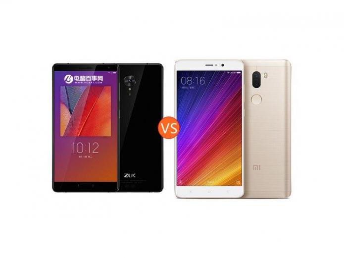 Lenovo ZUK Edge vs Xiaomi MI5S Plus Comparisons Review