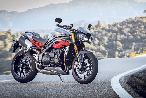 2016 Triumph Speed Triple R Review