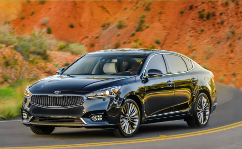 Review : The 2017 Kia Cadenza May Be the Best Luxury Car No One Is Talking About