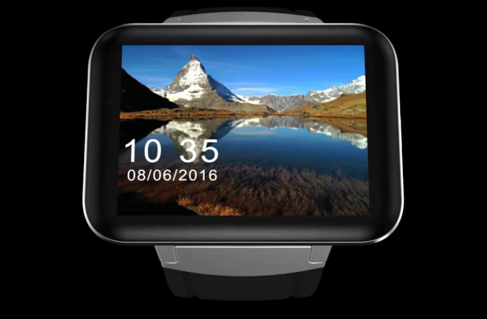 DOMINO DM98 3G Smartwatch Phone - Review
