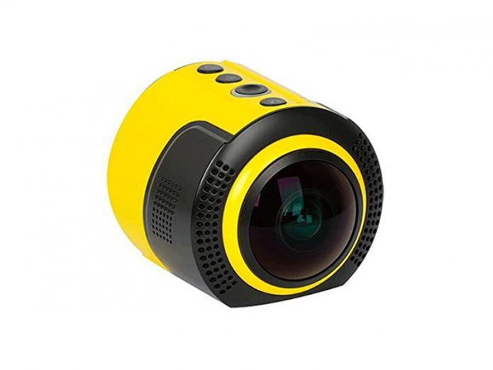 Detu 360 Degree Panorama Camera Review