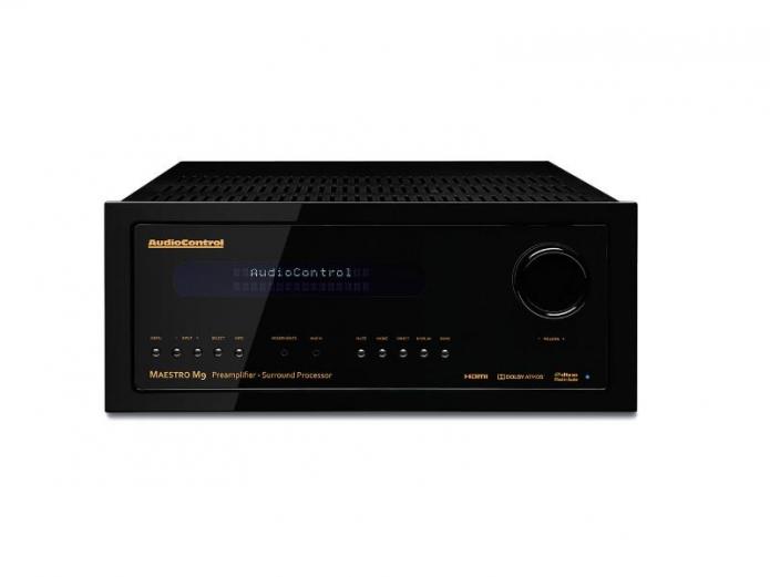 AudioControl Maestro M9 Surround Processor Review