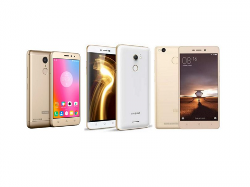 Lenovo K6 Power Vs Coolpad Note 3S Vs Redmi Note 3 (16GB) : Which one to buy for Rs. 9,999?