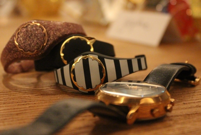 Fossil's Winter 2016 collection : Emporio Armani, Diesel and Kate Spade