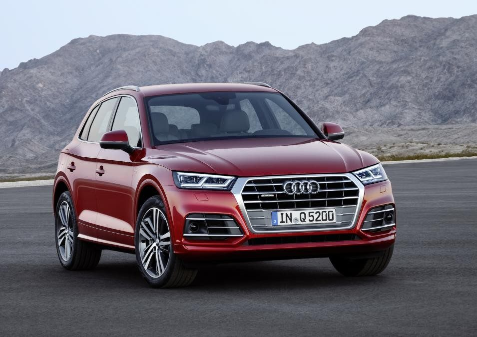Audi Q5 2017 Review Technical Brilliance In A Slightly Vanilla Design