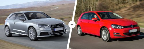Audi A3 Premium vs. Volkswagen GTI SE: Buy This, Not That