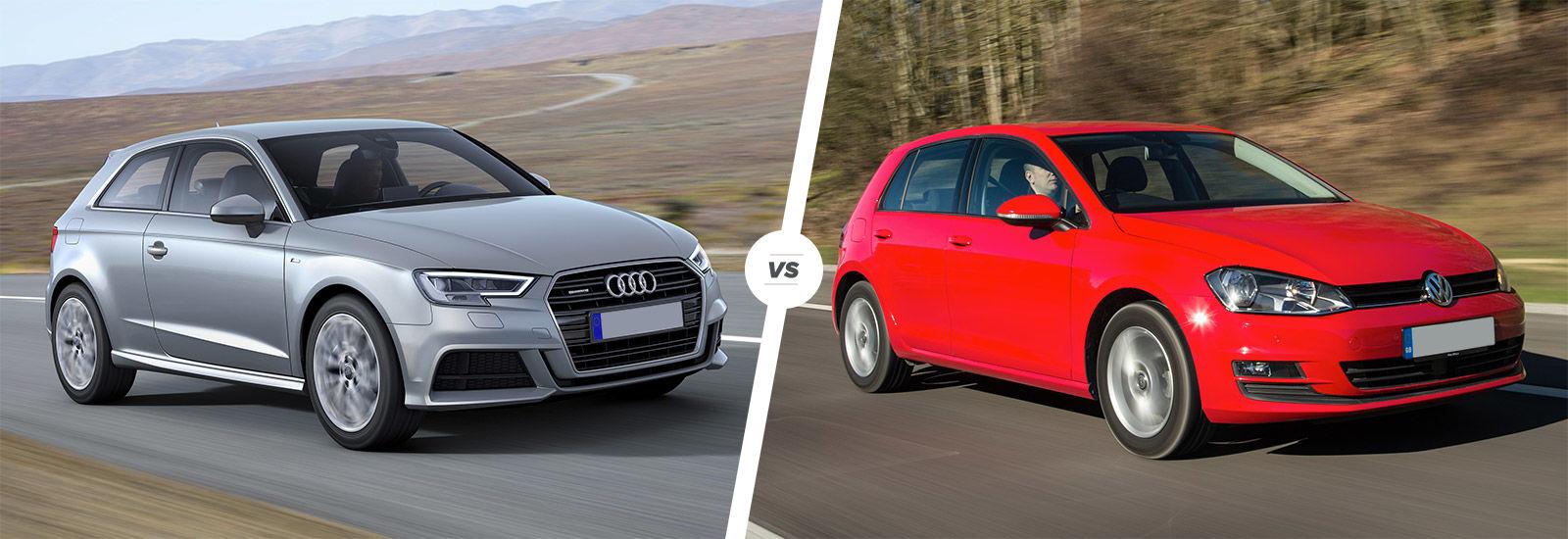 Audi A3 Premium vs Volkswagen GTI SE Buy This Not That
