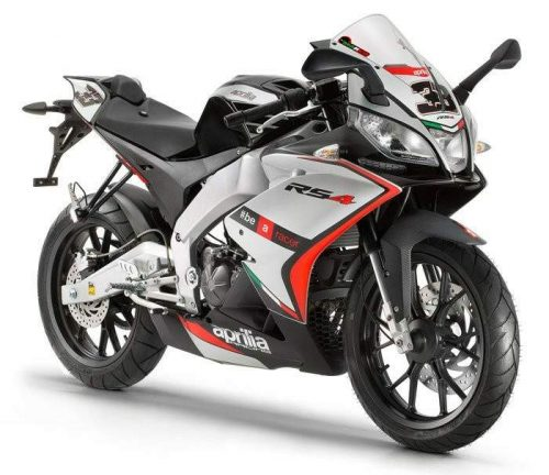 2017 Aprilia RS 125 Review