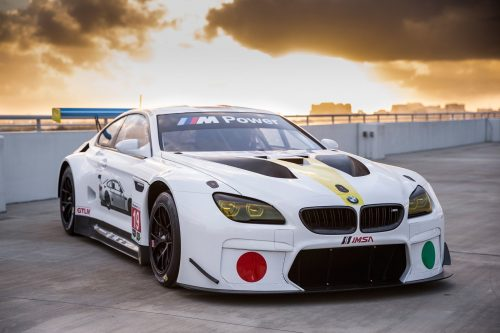 2017 BMW M6 GTLM Art Car Review