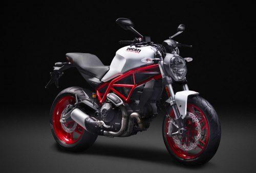 2017 Ducati Monster 797 Review
