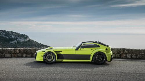 2017 Donkervoort D8 GTO-RS Special Editions Review
