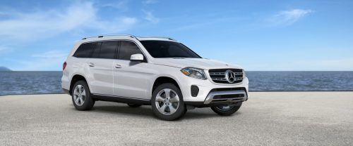 2017 Mercedes-Benz GLS450 review