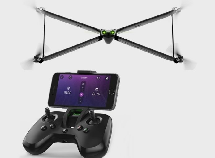 Parrot Swing Drone Review Tiny Smart And Lots Of Fun