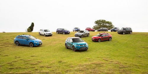 Small SUV Mega Test : CarAdvice readers join us at MotorWorld to test 11 small SUVs