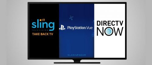 DirecTV NOW vs Sling TV vs PlayStation Vue: Streaming Showdown