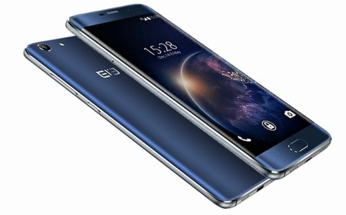Elephone S7 Design and Packaging Review : How Looks The Cheapest Curved Phone