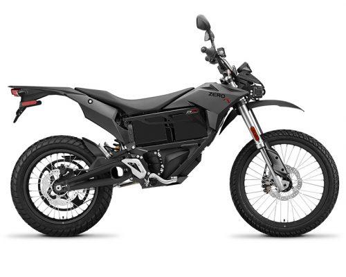 2017 Zero Motorcycles FX / FXS Review