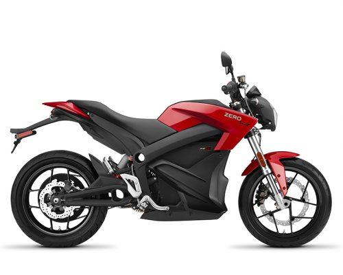 2017 Zero Motorcycles S / SR Review