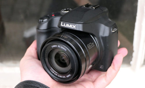 Panasonic Lumix FZ82 Hand-on Review