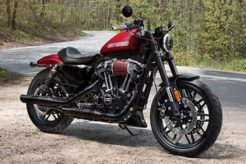 2016 – 2017 Harley-Davidson Roadster Review