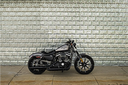 2016 – 2017 Harley-Davidson Iron 883 Review