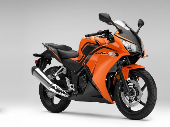 2016 Honda CBR300R