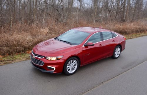 2017 Chevy Malibu Hybrid Review