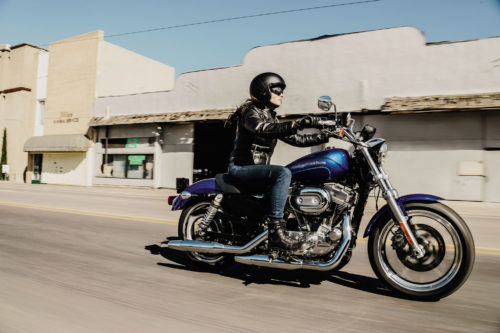 2015 – 2017 Harley-Davidson SuperLow Review