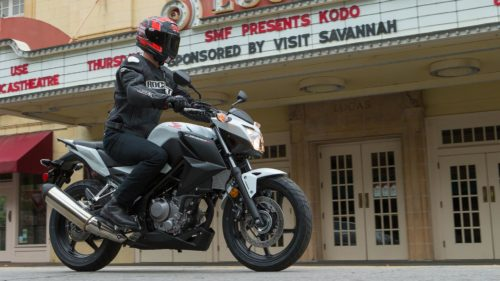 2015 – 2017 Honda CB300F Review